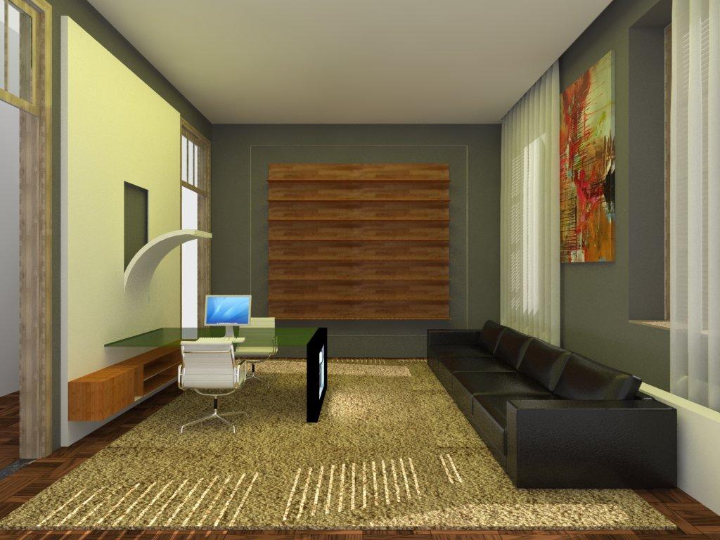 Farias & Denton e o Home Office do Casa Cor Rio 2012