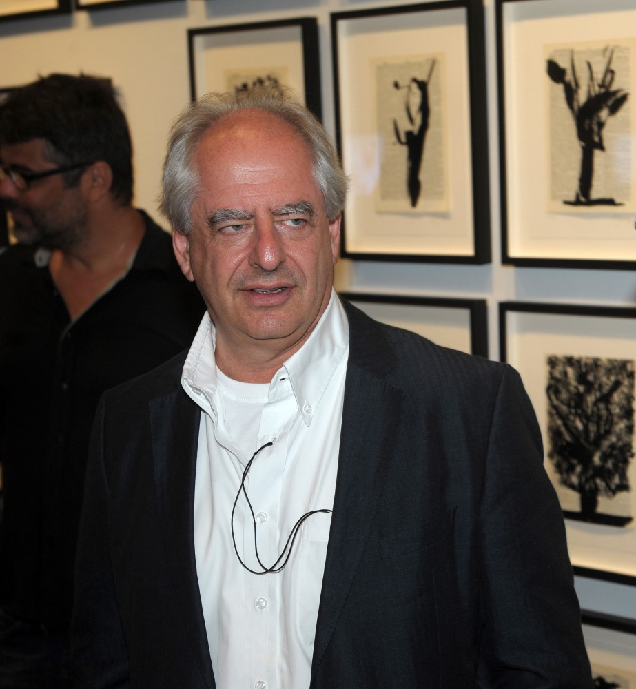 "Inauguração de ""William Kentridge: fortuna"""