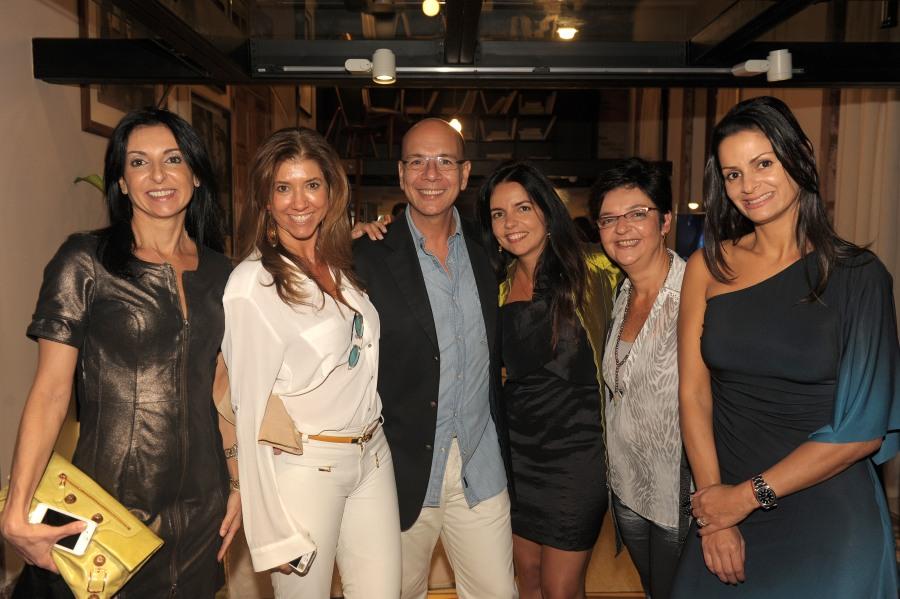 Abertura para arquitetos do Casa Cor Rio 2012