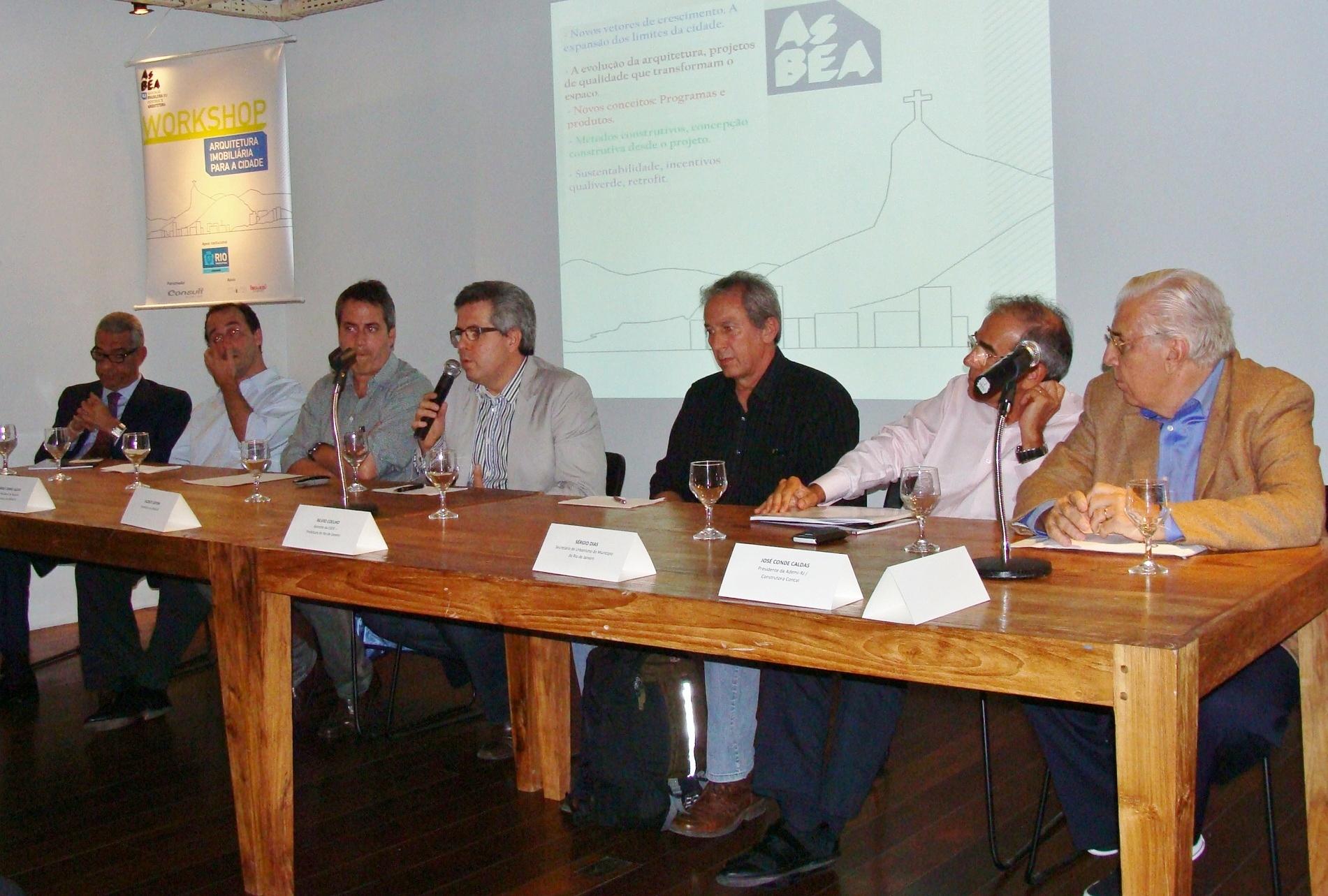 Workshop da ASBEA/RJ