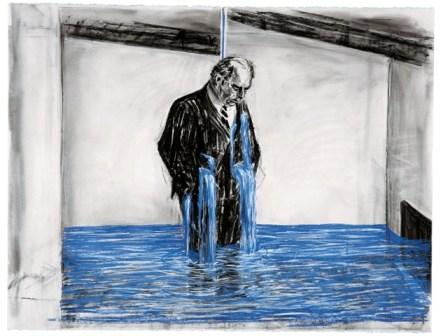 William Kentridge expõe em grande mostra no IMS-RJ