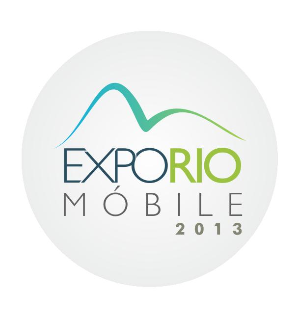 Expo Rio Móbile apresenta nova logomarca