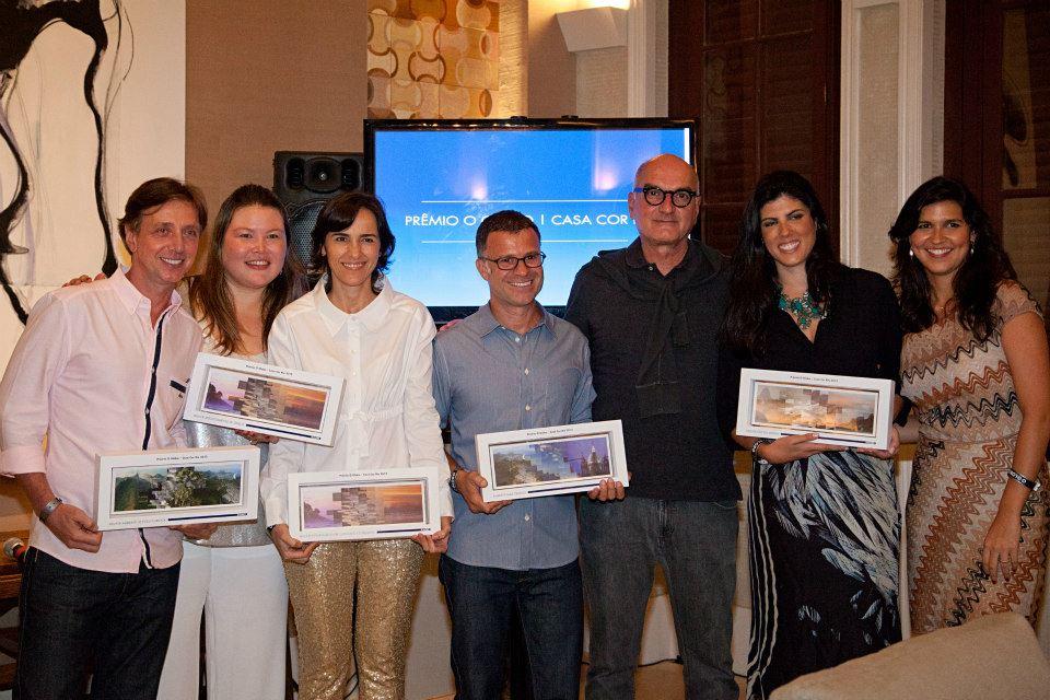 Coquetel do Prêmio O Globo Casa Cor Rio