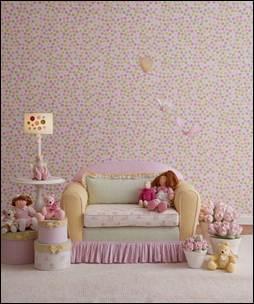 Bobinex lança linha de papéis de parede infantis