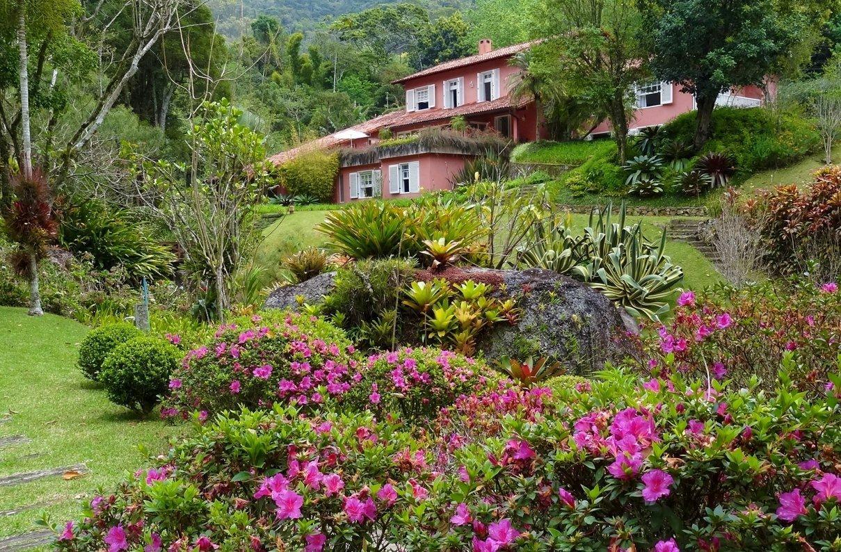 Paisagismo na serra, da Landscape, ganha o prêmio Casa Claudia 2013