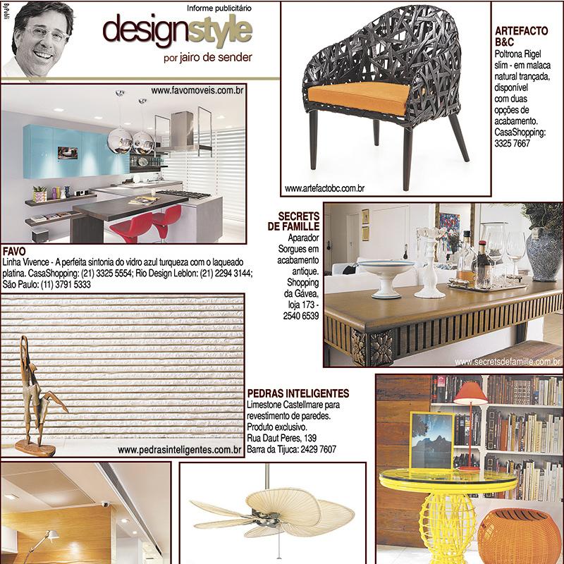 Publieditorial Design Style por Jairo De Sender
