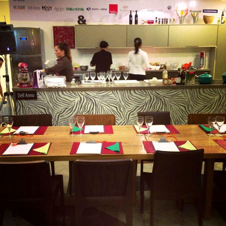 Casa & Gourmet faz workshops de gastronomia e decoração