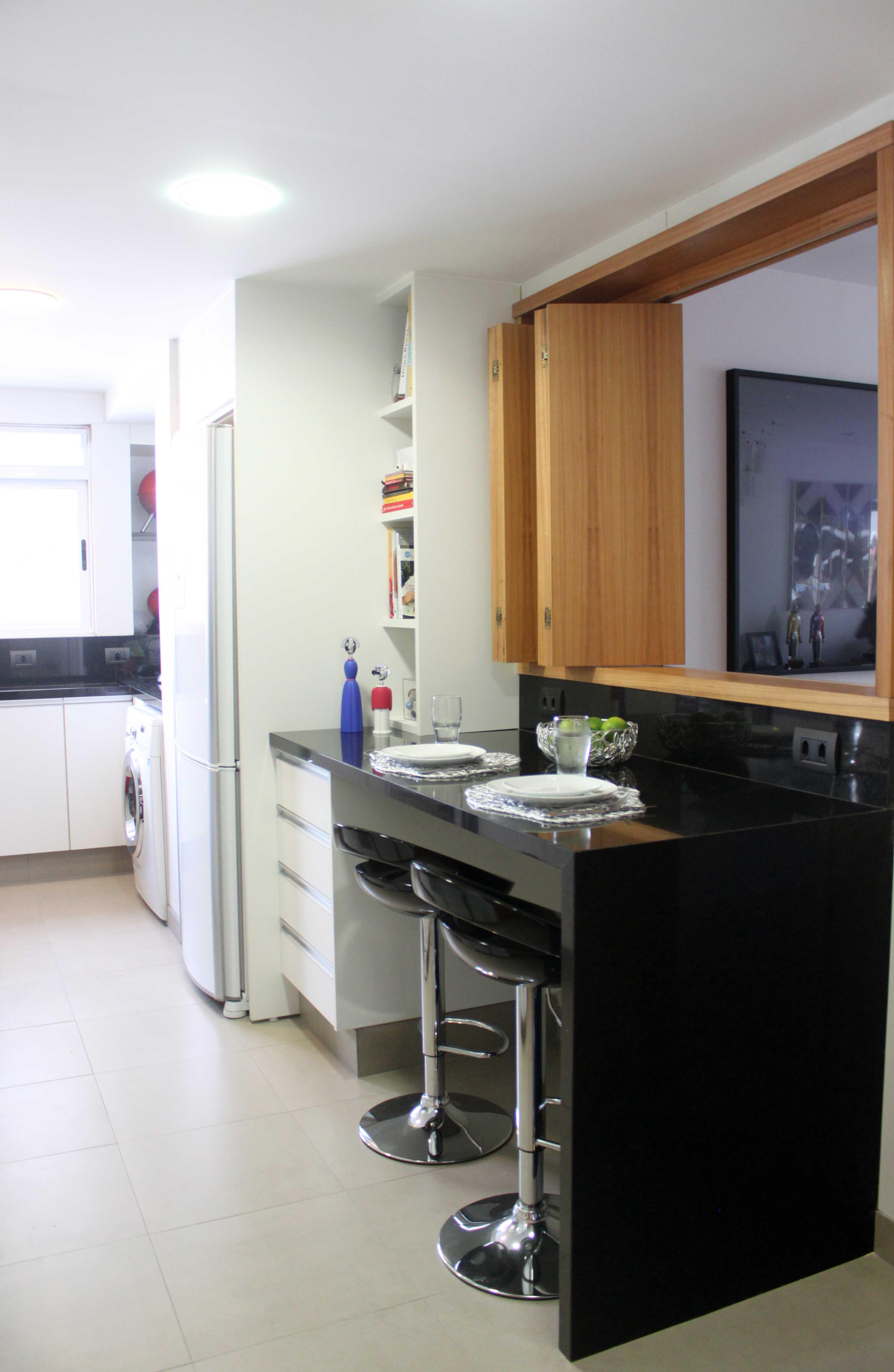Mallemont Arquitetura entrega apartamento no Leblon