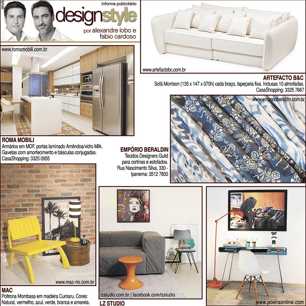 Publieditorial Design Style por Alexandre Lobo e Fabio Cardoso