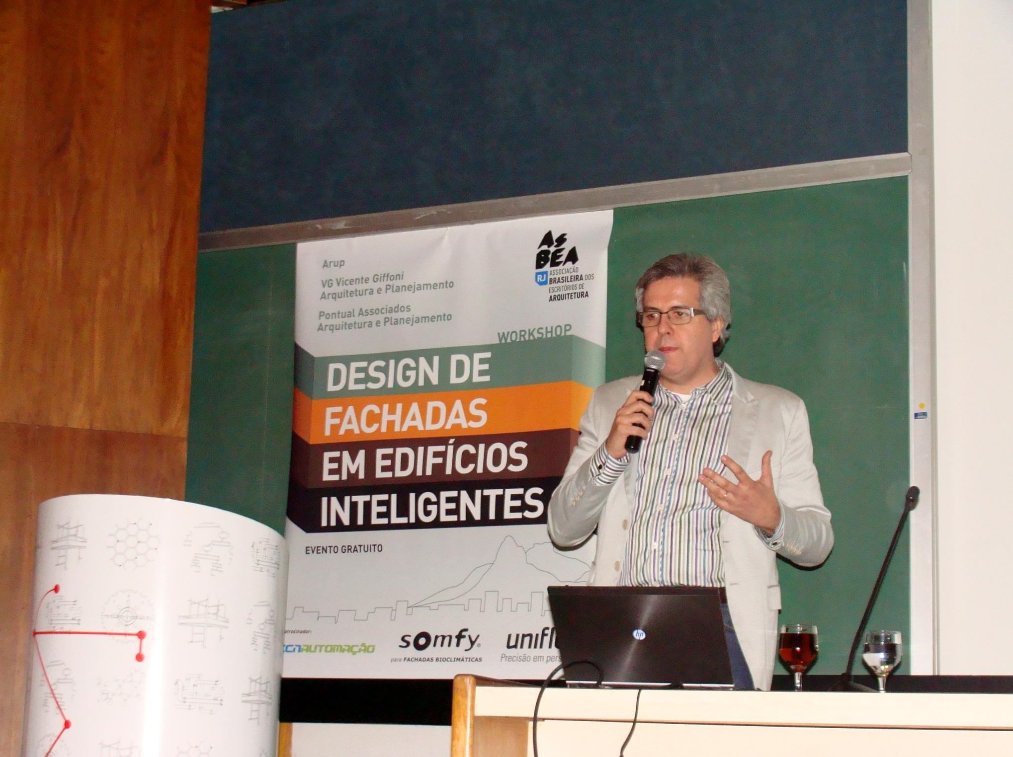 """Workshop """"Design de Fachadas em Edifícios Inteligentes"""""""