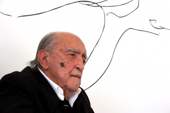Ítalo Campofiorito dá palestra sobre Oscar Niemeyer