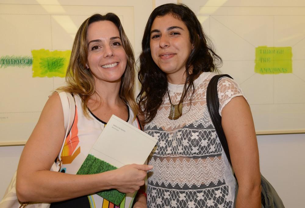 Inauguração da exposição de Angelo de Aquino na Mul.ti.plo Espaço Arte
