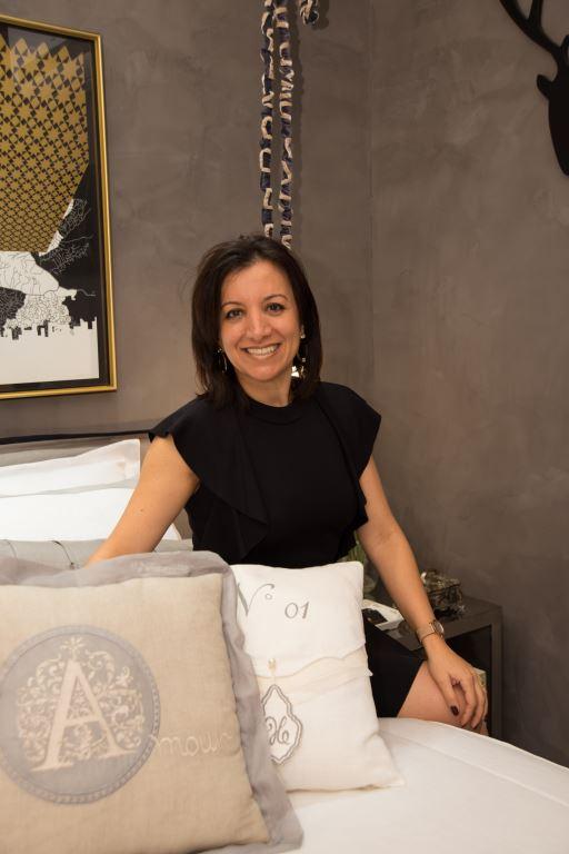 Roberta Devisate faz visita guiada no CasaShopping durante Semana Design Rio