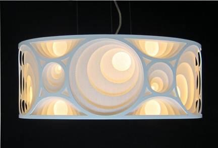 Luminária de Fernando Bernucci é premiada pelo IDEA/Brasil