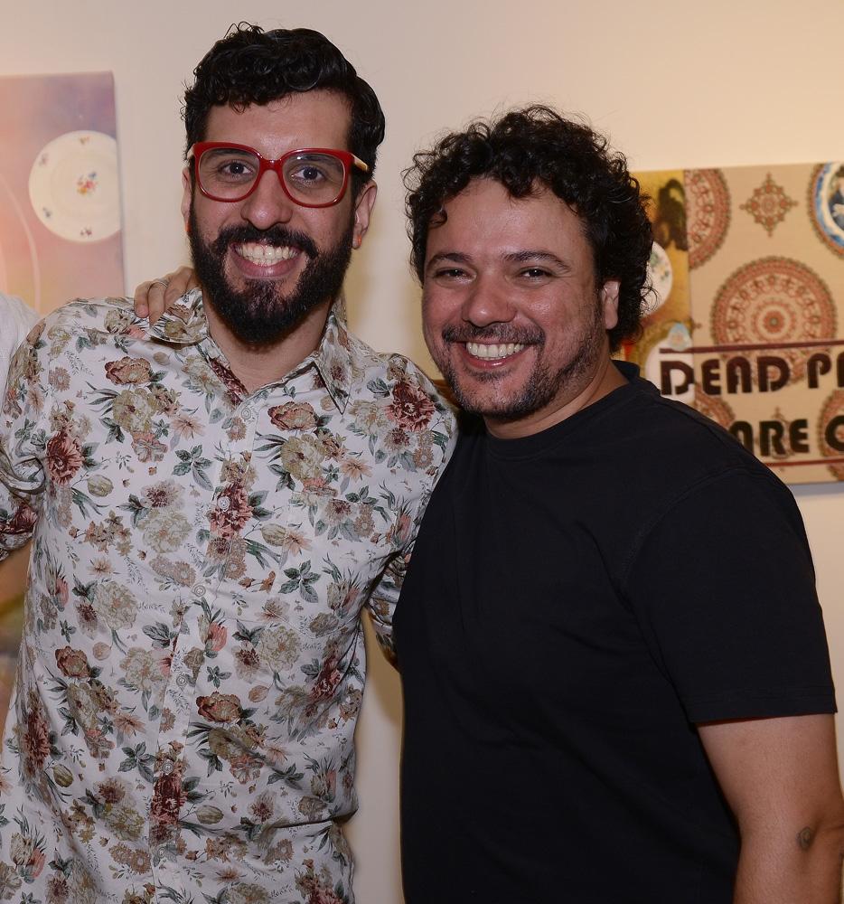 Exposição de Bruno Miguel na Luciana Caravello