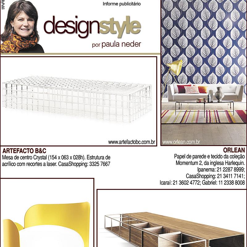 Publieditorial Design Style por Paula Neder