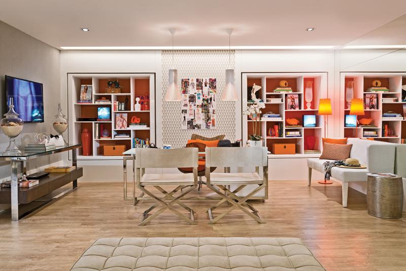 Artefacto abre sua mostra de decoração com 30 ambientes que homenageiam personalidades