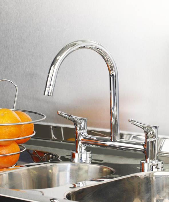 Fabrimar lança três novas linhas de cozinha na Expo Revestir 2014