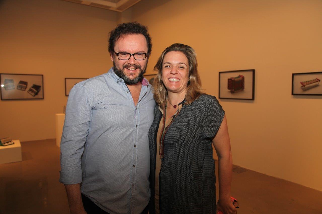 Nazareno abre exposição no Oi Futuro do Flamengo