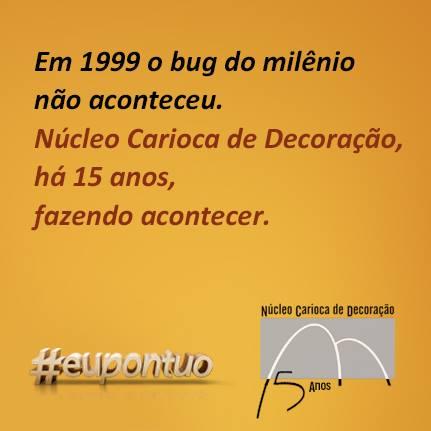Sobre o Núcleo Carioca de Decoração