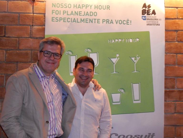 Happy Hour da ASBEA/RJ
