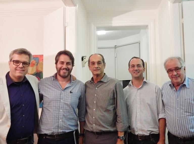 6a edição do Café com o Presidente da ASBEA/RJ