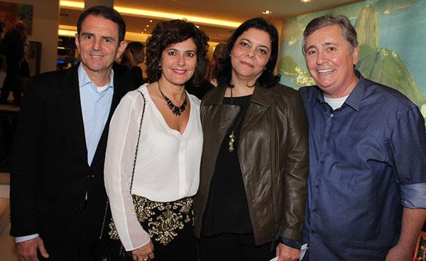 Florense Barra lança coleção e premia arquitetos