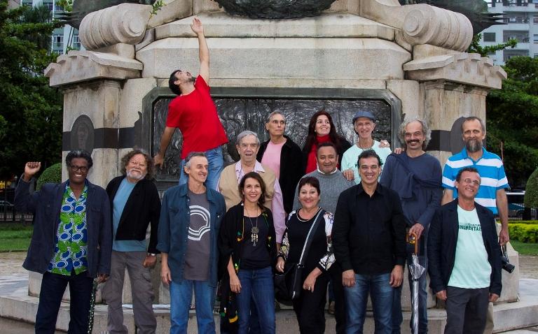 Abertura da Mostra Rio de Esculturas Monumentais
