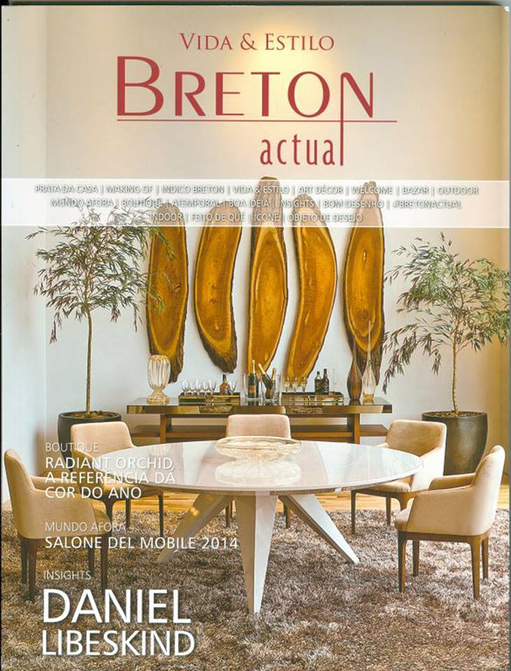 10ª edição da Revista Vida & Estilo Breton