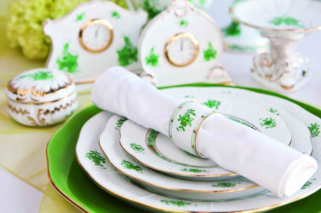 Elle et Lui Home recebe porcelanas usadas pela família real britânica