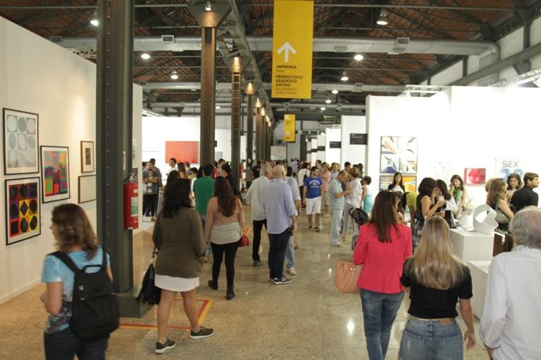 ArtRio 2014 confirma a força do mercado de arte no Brasil
