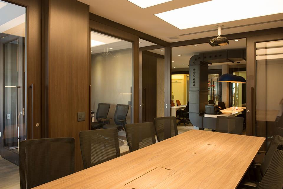 Projeto para receber arquitetos e clientes