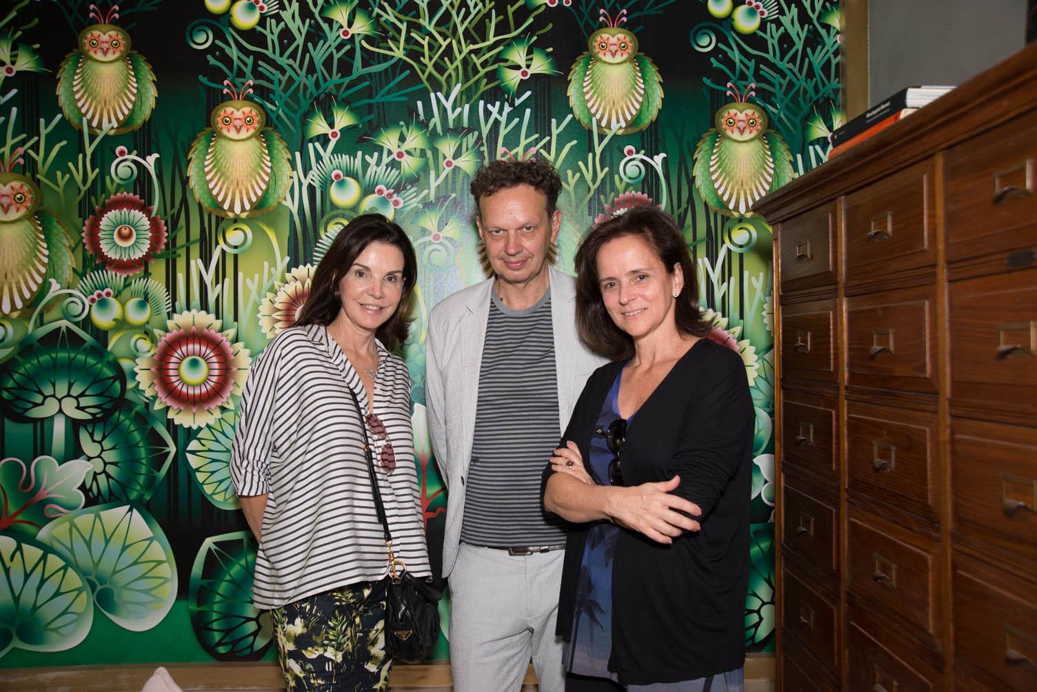 Tom Dixon lança sua coleção no Rio