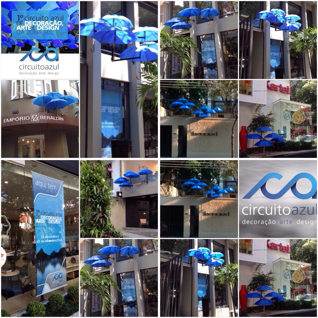 Circuito Azul convida para o design