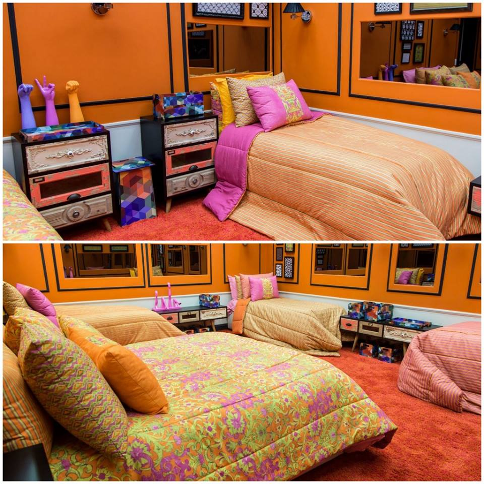 Santa Mônica Tapetes assina carpetes do Big Brother Brasil 2015