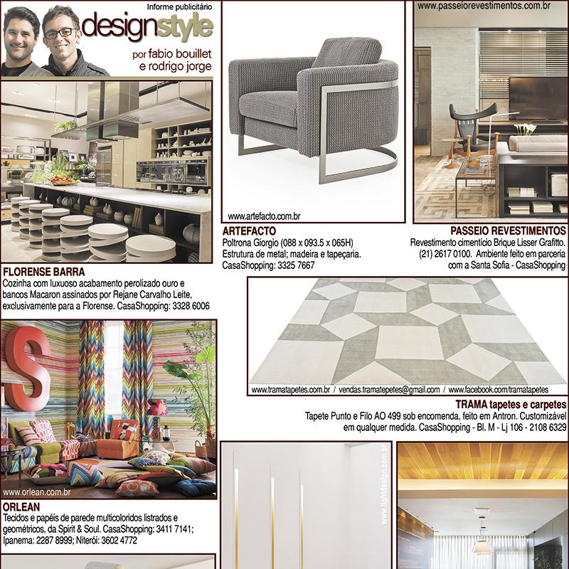 Publieditorial Design Style por Fábio Bouillet e Rodrigo Jorge.