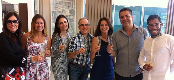 Romanzza convida arquitetos para almoço em Niterói