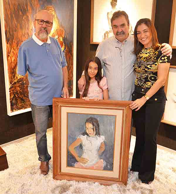 Belissima homenagem ao criador do Casashopping Luiz Paulo Marcolini