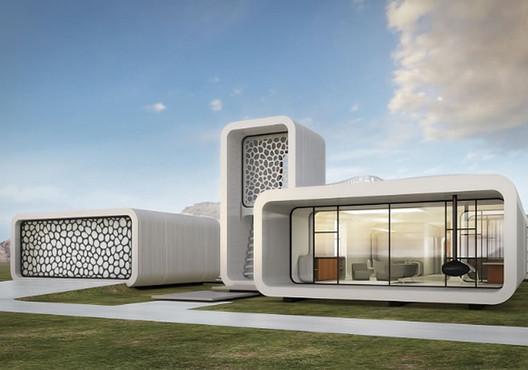 Dubai terá edifício construído com impressão em 3D