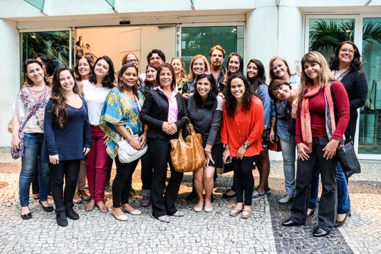 Walking Tour com Ana Valpaços e Rosa Prado