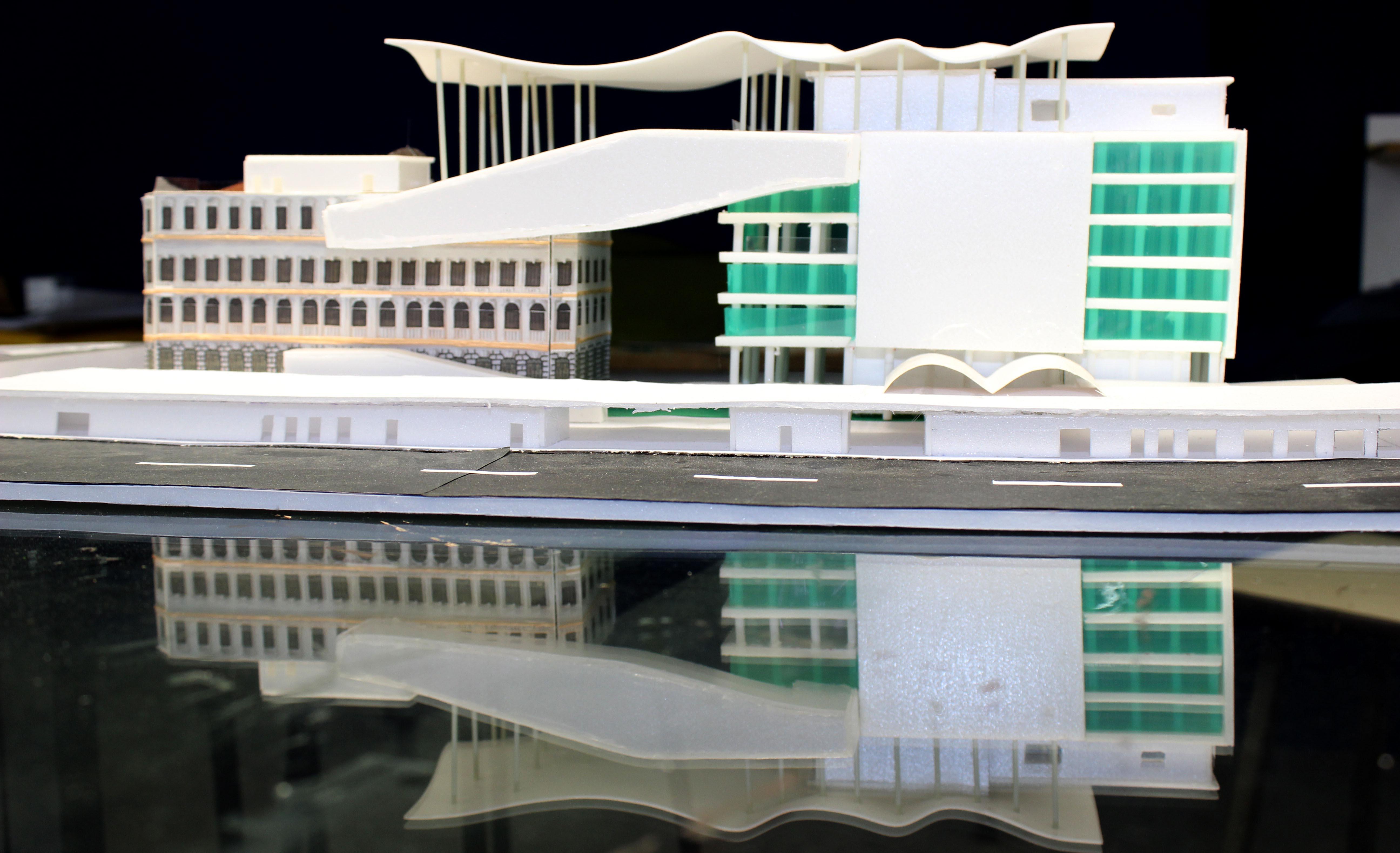 A Unisuam, em parceria com a Supervia, apresentam a exposição – Rio 450 anos: Grandes Construções