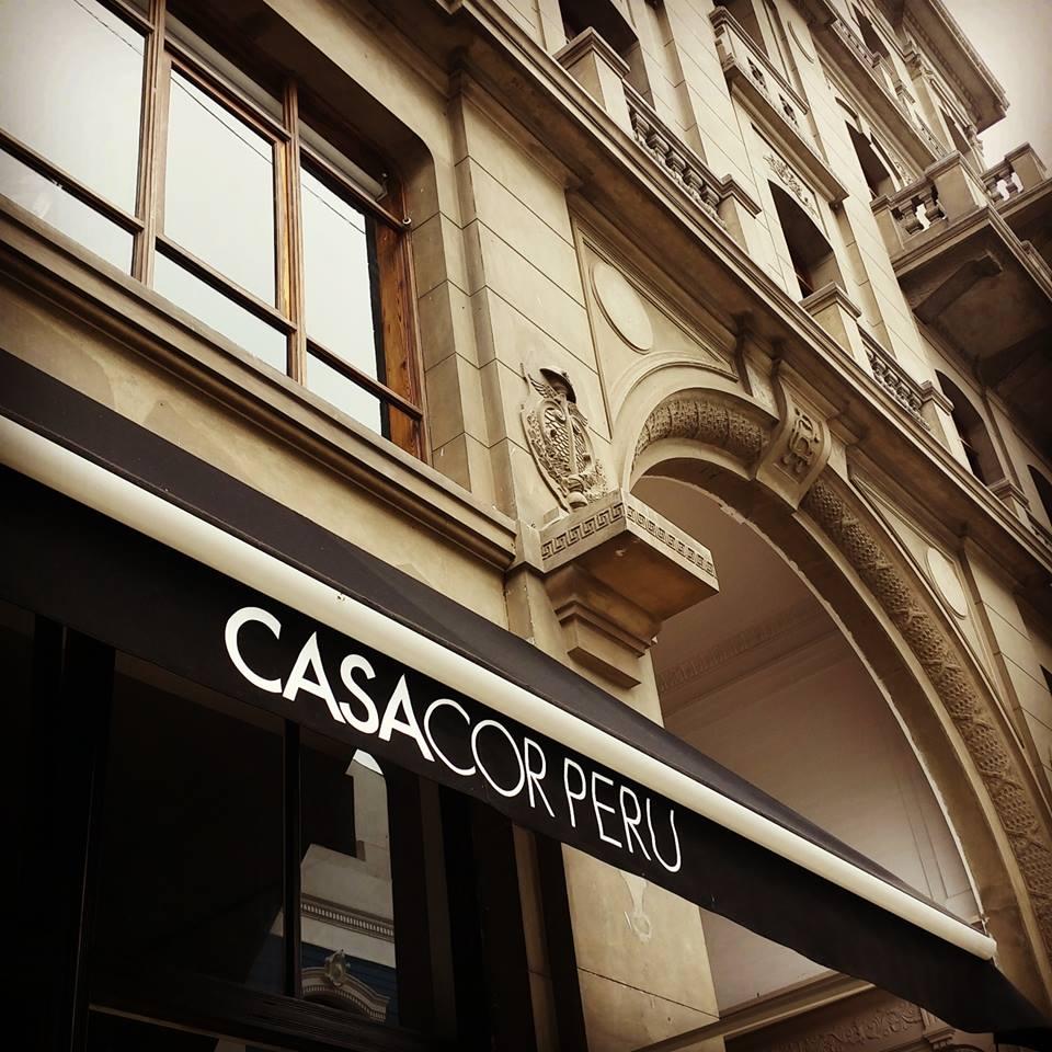 CASA COR Peru 2015 ocorrerá em dois edifícios históricos de Callao