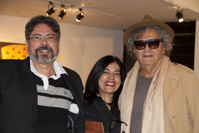Angelo Issa e Leandro Gabriel abrem exposição no Parque das Ruínas