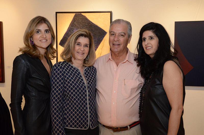 Exposição em homenagem a Tomie Ohtake e Hélio Oiticica em Ipanema