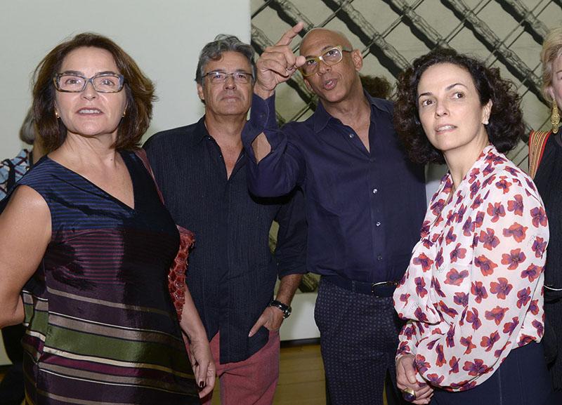 """Abertura da exposição """"Cuba: Ficción y Fantasía"""" na Casa Daros"""