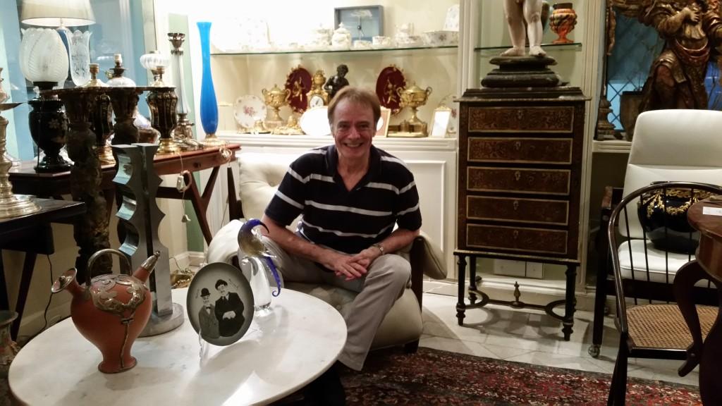 Móveis de Sérgio Rodrigues são destaque na mostra da Chez Barragat