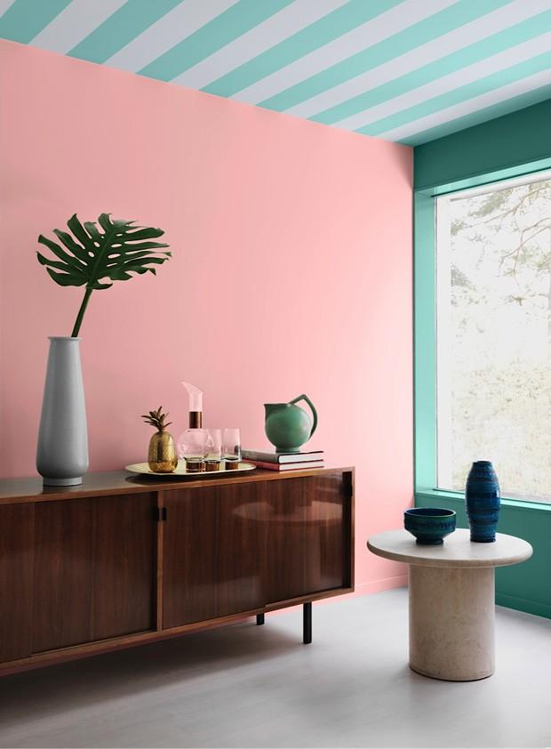 Décor do dia: cores e móveis poderosos