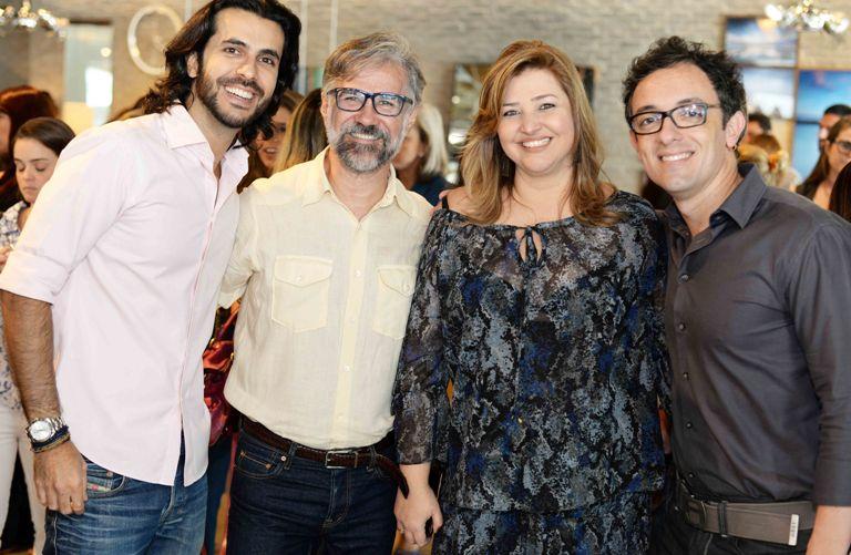 Artur Fernandes e Andrea Zeitune recebem convidados para lançamento de nova coleção da Mac