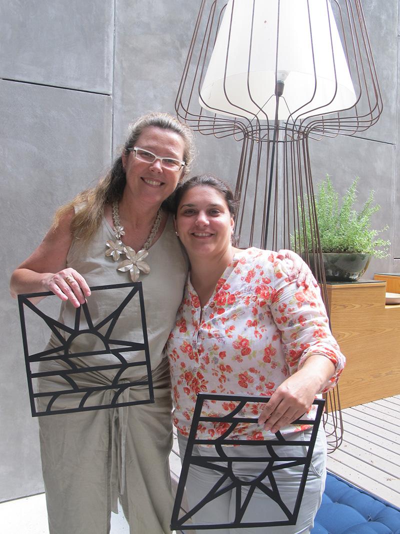 A mostra Casa Design recebeu o artista chileno Enrique Rodríguez