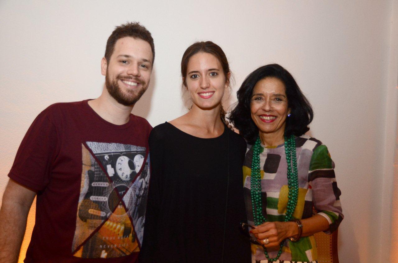 """Lançamento do livro """"Um Olhar Carioca"""", da fotógrafa Yolanda Barros Barreto"""